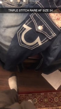 True Religion Luxury Jeans