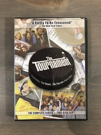 The Tournament - Complete Series  Pickering