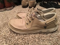 Columbia PFG Techlite Shoes size 11 almost new!! Denison, 75020