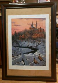 Holy Hill Picture  28.5 x 41 inches  Cudahy, 53110