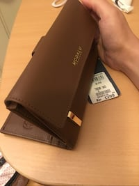 Brand new modalu wallet in brown colour. Kristiansand S, 4620