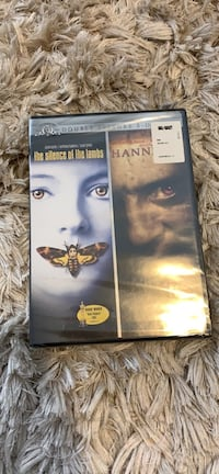 Silence of the Lambs & Hannibal Milford, 06460
