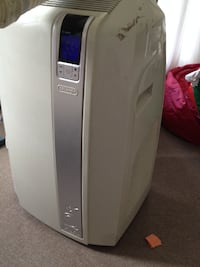 white and gray portable air conditioner Toronto