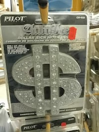 Dollar sign hitch cover Canton, 44708