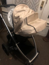 Uppababy  vista stroller like new