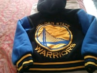 Golden state warriors coat Hillsboro, 35643