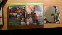 Battlefield 1 and Xbox One game cases West Yorkshire, WF16 9BZ