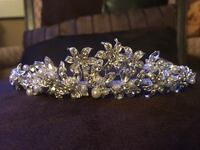 silver-colored diamond ring Shirley, 11967