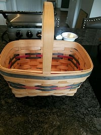 Medium Longenberger Basket Gaithersburg, 20878