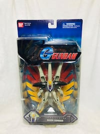 Transforming Raven Gundam G Gundam (SP-1) Daly City, 94014