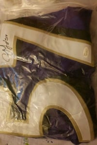Autographed Baltimore Ravens Jersey Annandale, 22003
