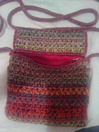 THE SACK woven bag (new) Pearl River, 10965