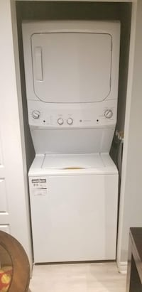 Stackable washer dryer Montréal, H8Y 3B5