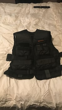 Iron body weighted vest  Kitchener, N2A 2P1