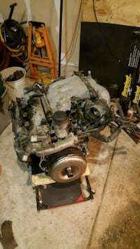 Seized engine Romeoville