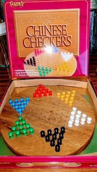 Great Christmas gift! Chinese checkers set OBO