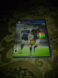 Fifa 16 PS4 game case