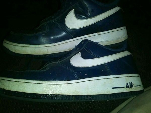 fb9d7eb633c7 Used Nike air force 1 (heavily worn) for sale in Marina - letgo