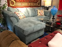 Ashley Chaise Sectional On Sale For Black Friday! New York, 11435