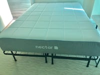 Nectar mattress queen size +box spring 拉斯维加斯, 89109