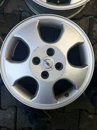 Opel astra jant orjinal