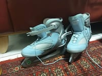 Women's size 8 LL Bean thinsulate ice skates Silver Spring, 20902