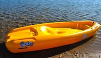 2 children's kayaks Mississauga, L4W 4A6