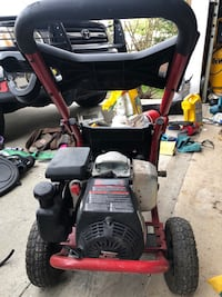 Black and red craftsman pressure washer Winchester, 22602