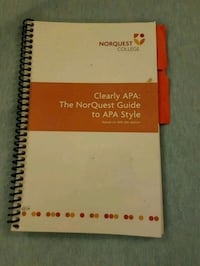 Clearly APA Norquest version Edmonton, T5C 1S7