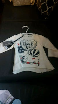 Long sleeve baby girl shirt Brampton, L6R 0E4