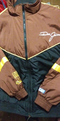 NEW NASCAR DALE JARRETT COAT Youngstown