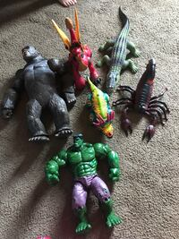 Toys great condition  Elkhart