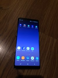 Samsung note 8 sprint And factory unlocked Fayetteville
