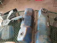 Willys jeep parts and ford  Fresno, 93720