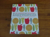 Illustrated Cooks Book of Ingredients  London, N6H 3T6