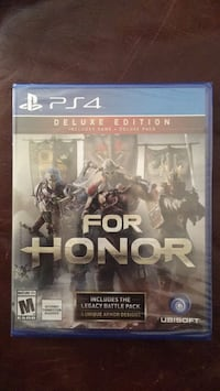 NEW For Honor PS4 Bakersfield, 93306