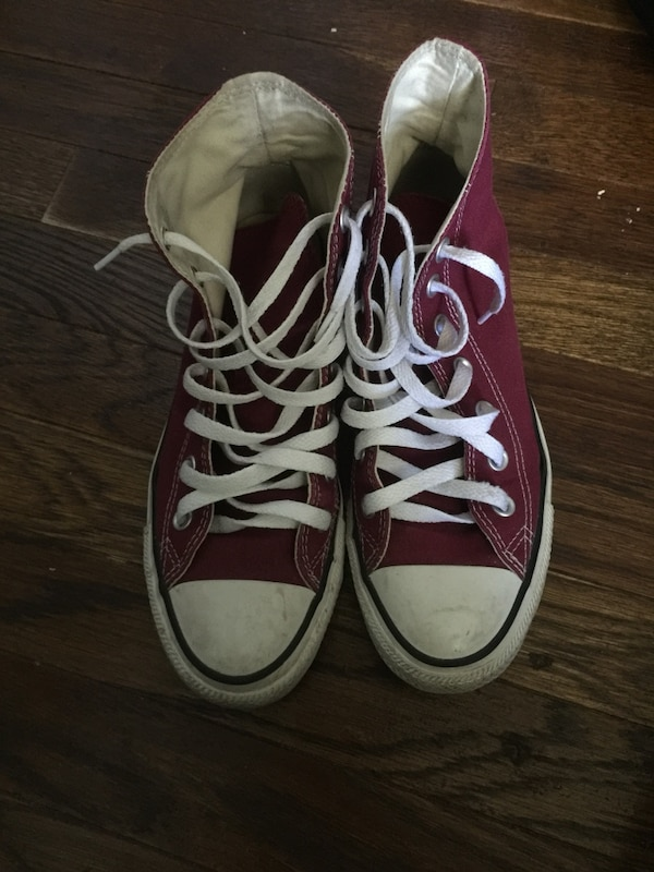 bb9bac99662b Used Hightop converse for sale in Maricopa - letgo