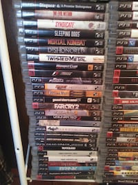 Ps3 games 3 pages Toronto, M4W 1A9