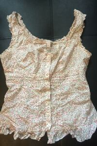 Guess top floral
