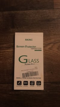 iPhone  5, 5s, SE, 5c Glass Screen Protector 2-Pack