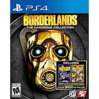 Borderlands Handsome Collection Ps4 Montreal, H1S 2J7