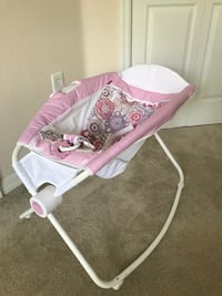vibration baby bed