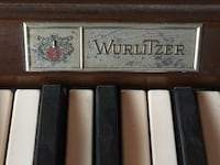 Wurlitzer Funtime organ - works great  Jersey City, 07302