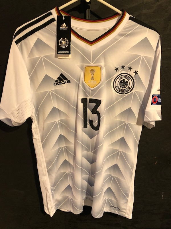 7c0cd86dd Used Adidas Germany Jersey (NEW) size M for sale in Gilroy - letgo