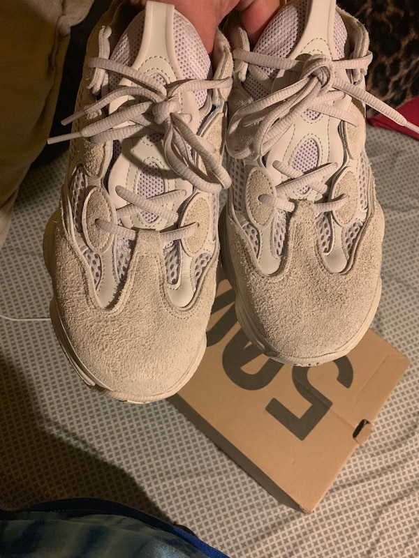 87144e6b31867 Used Yeezy BOOST 500 Blush for sale in New York - letgo
