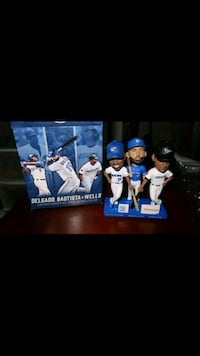 Toronto Blue Jays Bobble Heads