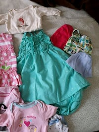 Baby clothes sizes 0-9months 66 pieces  Kitchener, N2E 1H3