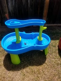 2step water table