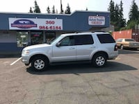 2009 Ford Explorer Silver Vancouver, 98663
