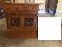 Antique office Cabinet.  Unique and one of a kind! Las Vegas, 89107